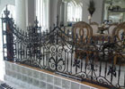 Would'nt this wrought iron look good in your home.